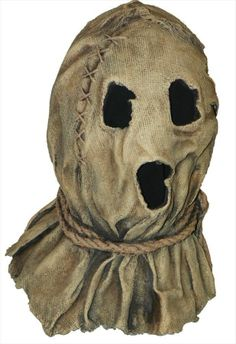 Dark Night Bubba Scarecrow Adult Latex Mask Monster Scary Spooky MA40 $54.99