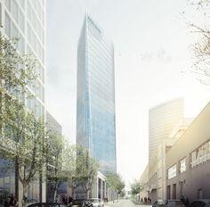 AZPML y SHARE, torre de oficinas en Viena - Arquitectura Viva · Revistas de Arquitectura