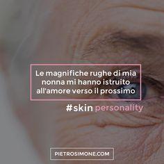 Cosa significano per  te le rughe? Scrivilo nei commenti!   Vuoi scoprire il primo Trattamento Anti-Invecchiamento totalmente Made in Italy? [Vai qui➡️  www.pietrosimone.com]