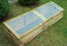 Cold Frames 101: What You've Always Wanted To Know (But Didn't Want To Ask)