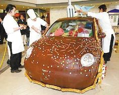 VW Bug cake!!!