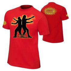 Edge & Christian Positively Awesome Retro T-Shirt