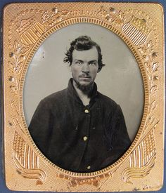 Silas Huffman, Company H, 74th Indiana Volunteer Infantry. From Angola, Steuben County, Indiana.