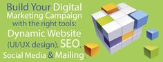 Digital Marketing Service Digital Marketing Services, Social Media Marketing, Ui Ux Design, Campaign