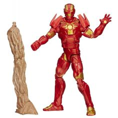 Iron Man - Guardians Of The Galaxy - Marvel Legends