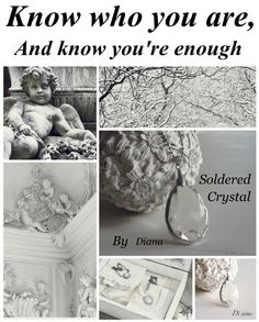Soldered crystal by Di aime