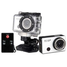 amazones gadgets buy Diving Cycling Multipurpose HD 1080P Action Sports Camera Wifi: Vendor: BG-US-Sports-and-Outdoor Type: Sport Camera &…
