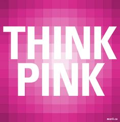 think pink october | Charlotte's Avenue: THINK PINK!!! October is Breast Cancer Awareness ...