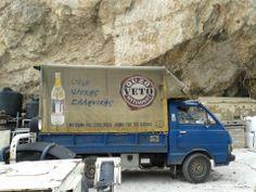 Μεταφορά στον ιερό βράχο της Ακόπολης