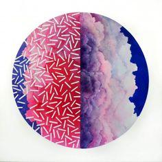 Pperfect Illusion painting by Mmagdaléna Ševčík