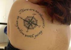 Výsledek obrázku pro tattoos compass