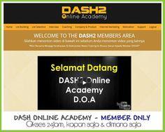 Dash2OnlineAcademy.com | www.Rosalinalie.com/fos