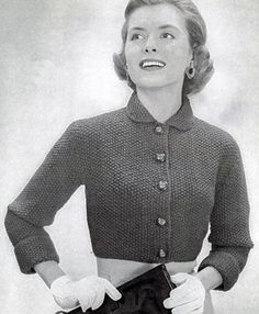 Jacket Pattern No. 480