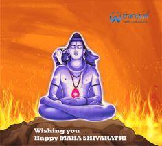 Tranquil Web Solutions Wishing you Happy Maha Shivaratri