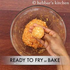 cabbage manchurian recipe, dry cabbage veg manchurian recipe with step by step photo/video. Indian Snacks, Indian Food Recipes, Vegetarian Recipes, Cooking Recipes, Fun Recipes, Veg Manchurian Recipe, Nuggets Recipe, Oil For Deep Frying, Fried Cabbage