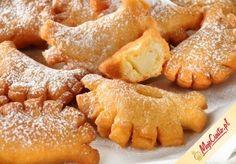 Przepis na Smażone pierożki Dumplings, Cake Cookies, Apple Pie, Pancakes, French Toast, Baking, Breakfast, Recipes, Food