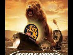 Resultado de imagen para caricaturas de los leones del caracas contra magallanes