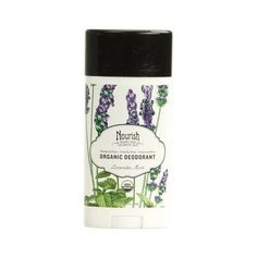 Nourish Organic Deodorant Lavender Mint - 2.2 oz organic products - Perfectly Organic