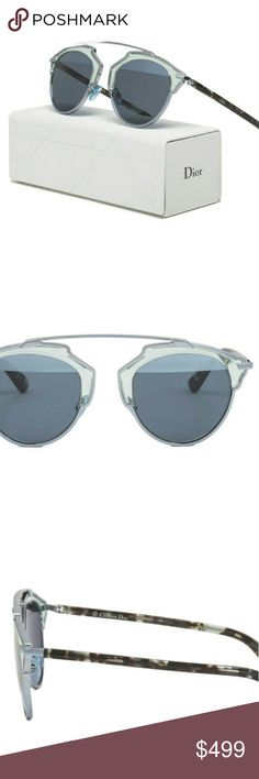 Dior So real Sunglasses New and authentic  Dior So real Sunglasses  Includes original case Dior  Accessories Sunglasses