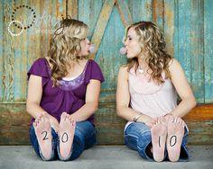Best friend photoshoot! Good idea, @Alissa Record ?