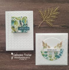 Art With Heart Creative Showcase: New Catalogue Products - What Cathy Made