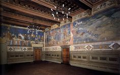 Some of the best frescoes to see in Florence and Siena, Italy
