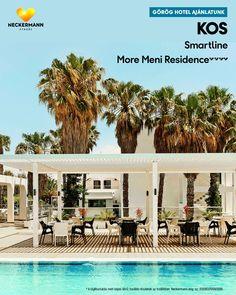 smartline More Meni Residence, Görögország Naha, Kos, Mansions, House Styles, Home Decor, Decoration Home, Manor Houses, Room Decor, Villas