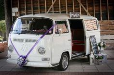 gotta love a VW camper van that is a photobooth