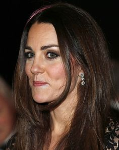 The Duchess of Cambridge attends the screening of Sir David Attenborough's Natural History Museum Alive 3D 11th Dec 2013