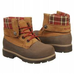 Crocs Cobbler Lined T/P/G Boots (Espresso/Hazelnut) - Kids' Boots - 9.0 M