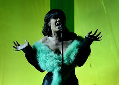 """Rihanna Better Not Catch You Playing Pokémon Go At Her Rihanna Better Not Catch You Playing Pokémon Go At Her Concerts The singer makes her 'ANTI'-app stance very clear  Who knew the title of Rihanna's latest album was referring to everyone's favorite augmented reality game? The singer made her ANTI-Pokémon stance immensely clear over the weekend, as her world tour touched down in Lille, France. During her jam-packed set she made the ground rules very clear, """"I don't want to see you…"""