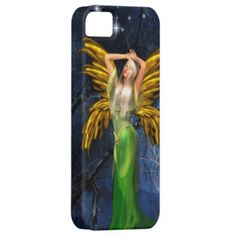 Night of the Fairy iPhone 5 Case by Graphic Allusions $44.95 #iphone5