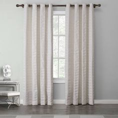 product image for Tyler Grommet Top Window Curtain Panel
