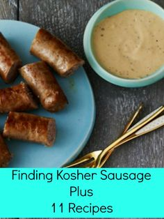 11 Different Things To Do with Kosher Sausage