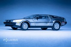 delorean toy