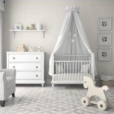 Baby Nursery Neutral Grey Gender Nurseries Bedroom Ideas