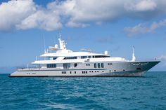 SIREN super yacht - winner of 'Yacht of the Year' at the World Superyacht Awards - build by Nobiskrug