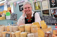 Corleggy Cheese at the Taste of Cavan. Corleggy, Belturbet, County Cavan…