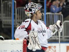 Braden Holtby...yep, a cool kiddo for sure