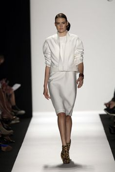 Academy of Art University Spring '13 Fashion Show - Stephina Touch - Look 1