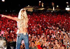 2008 - #Anahi / #TourDelAdios #diva #latina