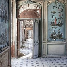 #morning #inspiration #chateaudesinges #courtesy of @leabarfield