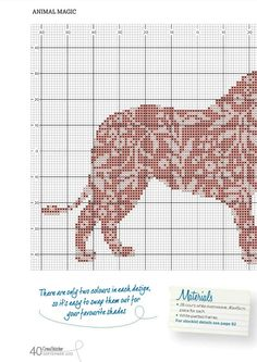 Cross-stitch Paisley Lion, part 1.. color chart on part 2 ... Gallery.ru / Фото #48 - DIVERSOS - samlimeq