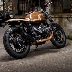 BMW R65 by Jerikan Motorcycles