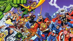 Where to start with the Avengers Comics