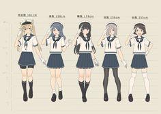 Kantai-Collection-Anime-Ayanami-(Kantai-Collection)-Fubuki-(Kantai-Collection)-2973107