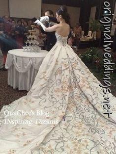best wedding gown #wedding