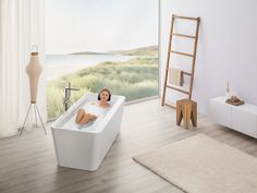 There's nothing quite like a warm bubble bath. Explore the wide selection of bathtubs from Villeroy & Boch today & give your bathroom a stylish, relaxing touch! Devon Devon, Spa, Villeroy, Bubble Bath, Timeless Elegance, Bathroom Inspiration, Innovation Design, Bath Mat, Beautiful Homes