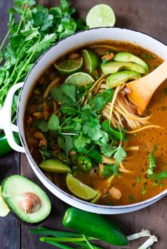 18 Comforting Noodle Soups to Combat the Cold - We're right in the heart of winter and it's simply getting way too cold. I can't think of anything that combats the cold better than a large bowls of steaming hot noodle soups to satisfy your belly and soul.Noodle soups are incredibly versatile – from the types of noodles to the ingredients and broth you [...]