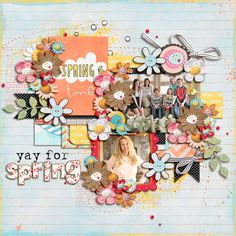 Yay for Spring - Sweet Shoppe Gallery Flowers and Sunshine Bundle http://www.sweetshoppedesigns.com/sweetshoppe/product.php?productid=33687&cat=810&page=2 by Red Ivy Design It's Spring Darling by Two Tiny Turtles